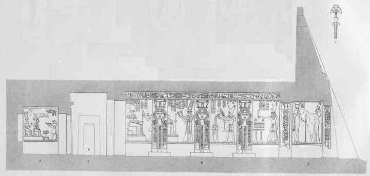 Queen Nefertari S Temple At Abu Simbel Queen Nefertari Ancient Egyptian Abu