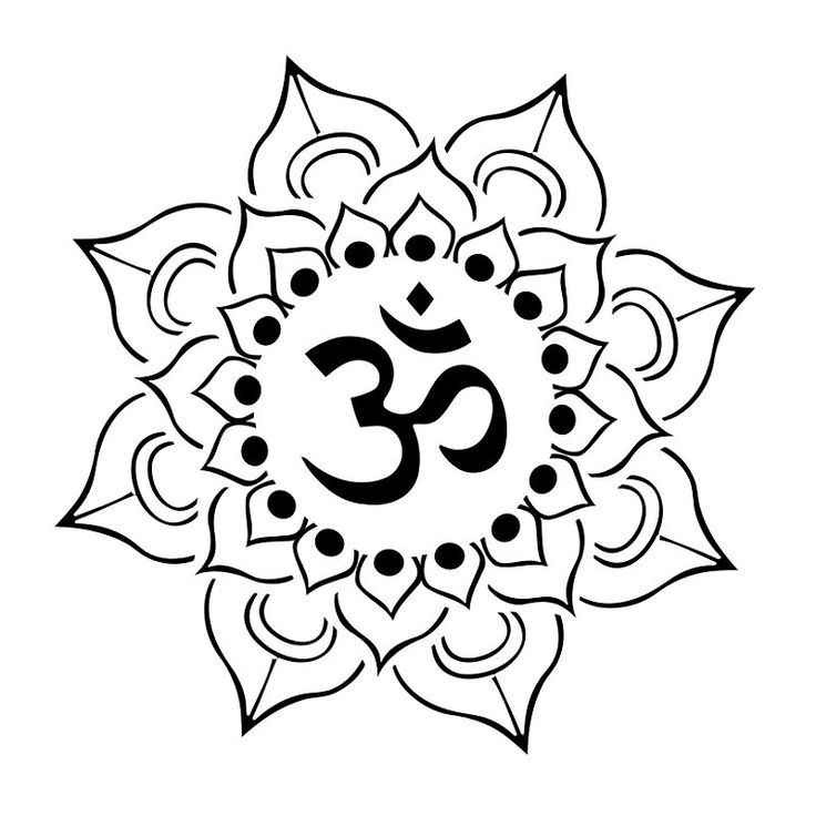 lotus ohm tattoo design: Tattoo Ideas, Lotus Tattoo, Om Tattoo, Tattoo Inspiration