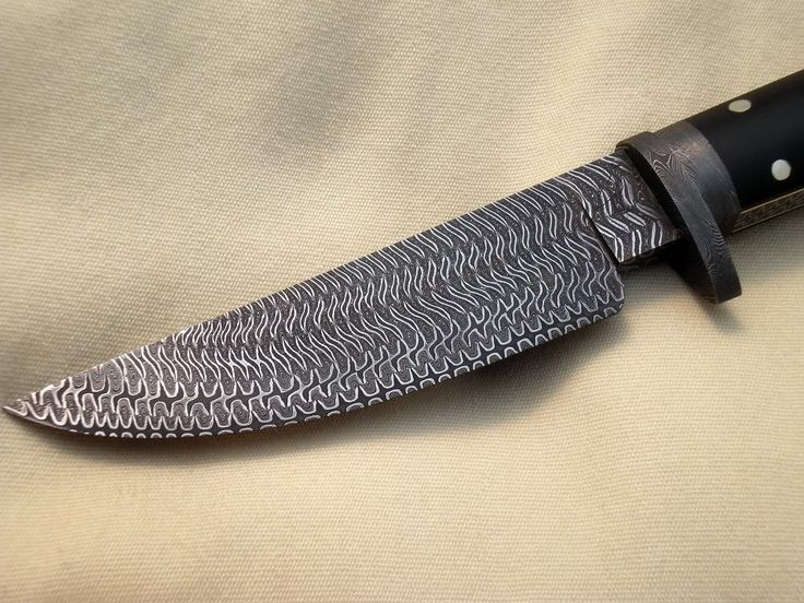 Bowie Knife  From Jim Bowie to James Black