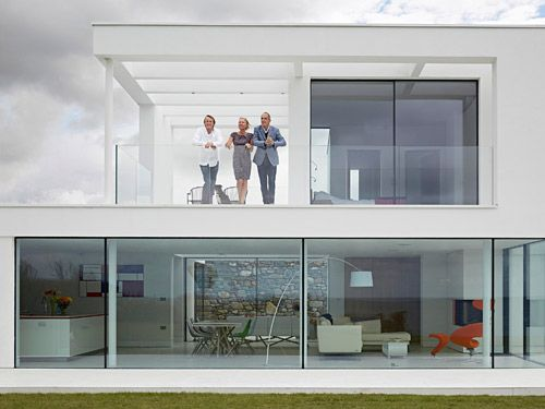 Grand Designs in North Wales