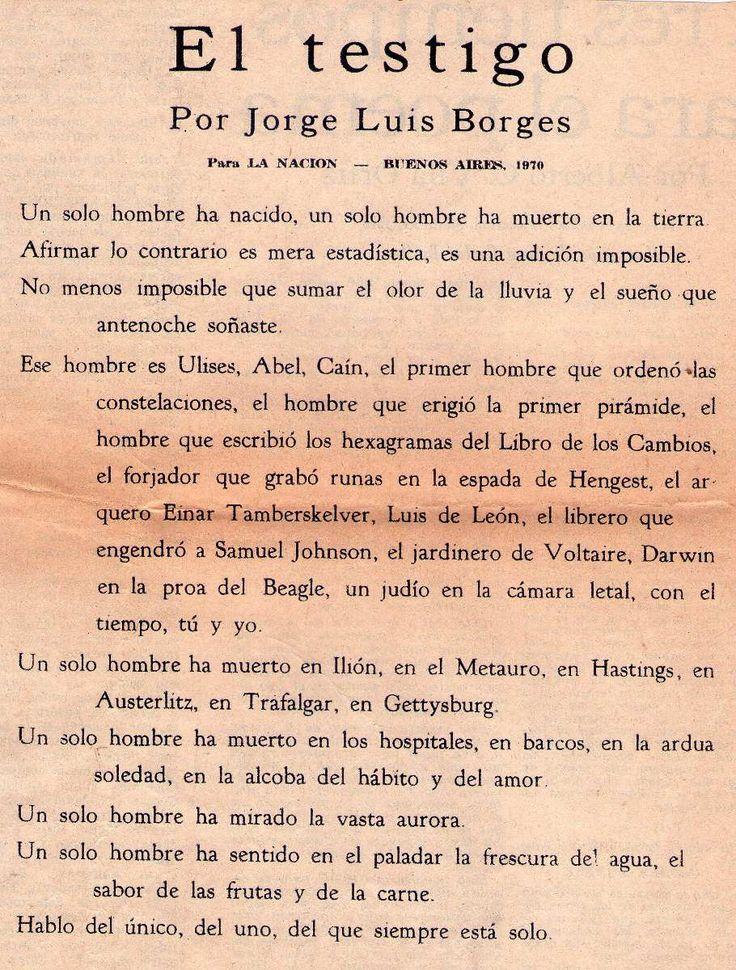 Jorge luis borges la naci n buenos aires 1970 p ginas for Paginas de chimentos de argentina