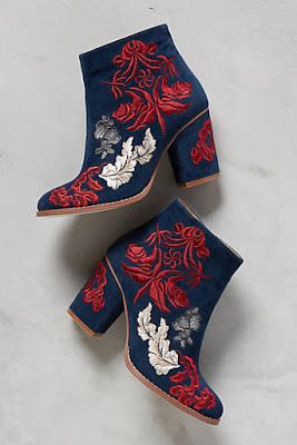Being Bohemian: New in November - Favorite Accessories at Anthropologie