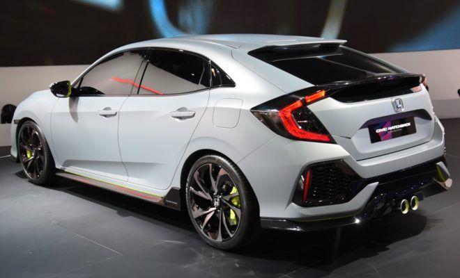 Inspirational Honda Civic Rs 2017