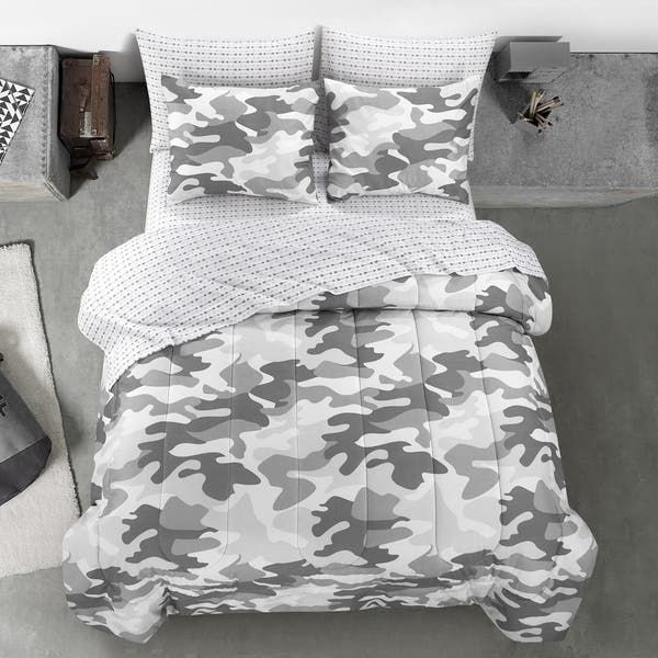 Camouflage Bedding, Teen Camo Bedding