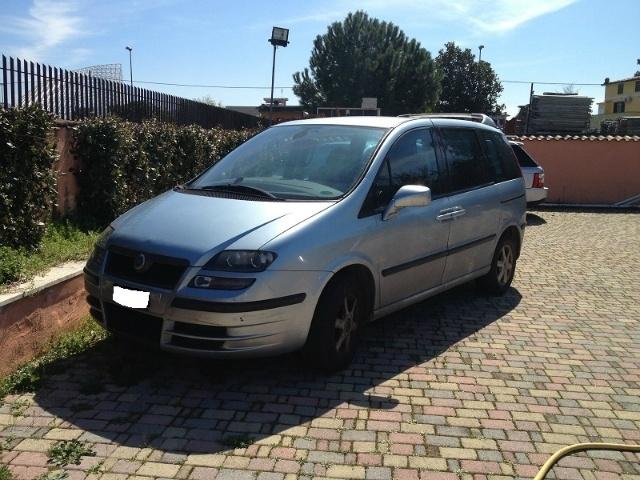Fiat Ulysse 2.2 JTD Emotion a 2.400 Euro Monovolume