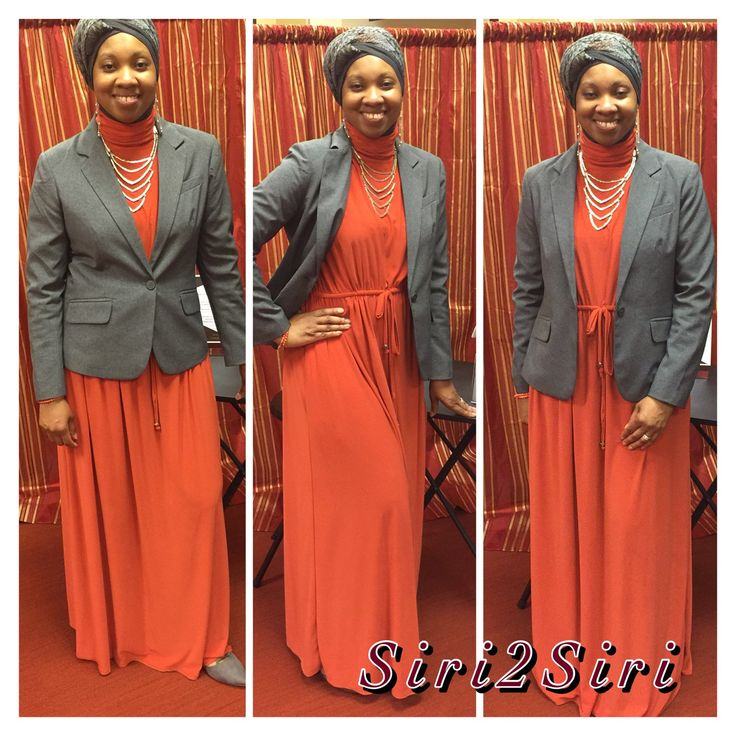 This #flashbackfriday #photodump is a pic of one of my close friends and supporter @istylemodesty  She rocks out everything she wears!  Here she is wearing my Burnt Orange #turtleneck Maxi dress. I love love love this color on her!