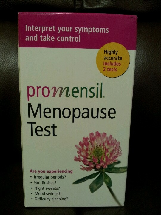 Why a blood test for menopause  Jill scott insomnia
