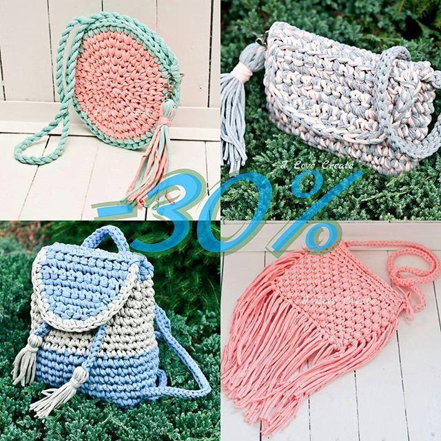 Жаркие летние скидки на сумки и рюкзак В НАЛИЧИИ🔥🔥🔥 📲0992858726 viber, direct #handmade #crochetbags #shopping #crossbody #designerbags #pinkgrey #repost #handknit #fororder #madeinukraine #kyiv #odessa #instagirls #followme #musthave #i_love_create #ручнаяработа #мастхэв #скидки #модныесумки #хочусумку #куплюсумку #распродажа #дизайнерскиесумки #украинскиемастера #сумкикрючком #сумкиназаказ #сумкиручнойработы #сделанослюбовью #зробленовукраїні