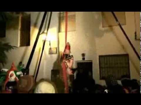 Festival de Circo de la Associació Valenciana de Circ en unión con el Festival Hogueras de Sot de Chera de la Comisión de Hogueras de Sote.