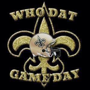 NO Saints Game Day