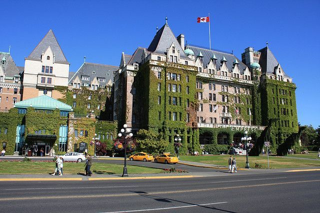 Self-guided walk and walking tour in Victoria: Victoria City Orientation Walking Tour, Victoria, Canada, Self-guided Walking Tour (Sightseeing)