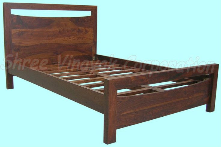 wooden bed,sheesham wood furniture