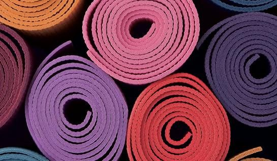 Get to know which yoga mat is best