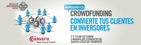 Crowdfunding. Convierte tus clientes en inversores