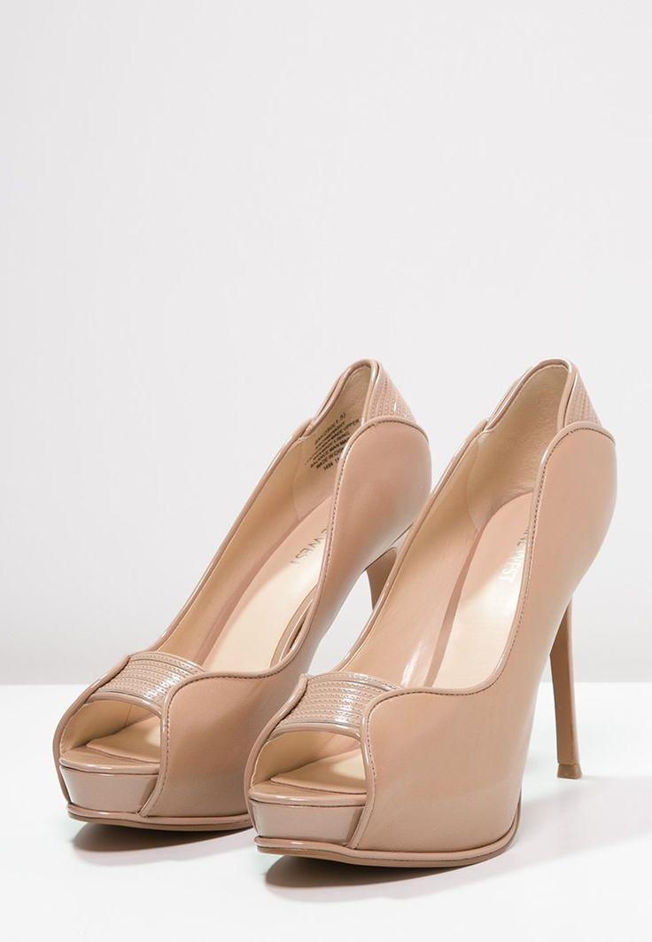 Pedir Nine West CAMARASHY - Zapatos de plataforma - taupe por 139,95 € (27/02/16) en Zalando.es, con gastos de envío gratuitos.
