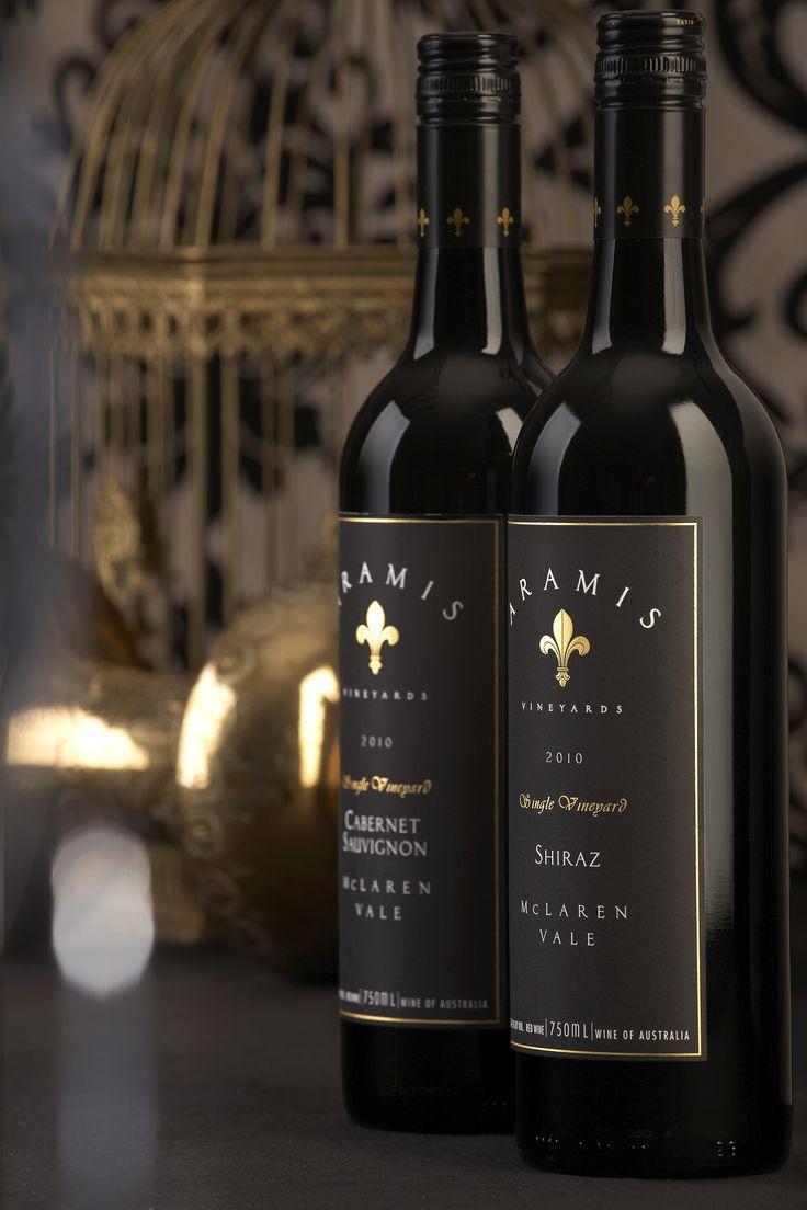 Aramis Single Vineyard Collection #Wine #AramisVineyards
