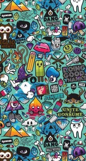Wallpaper Hintergründe Ideen für iPhone und Android 68