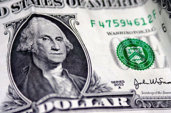 Pass the dollar until the music stops then the person who has the dollar dances around the table, then everyone gets up to dance! Great way to get the reception started!!