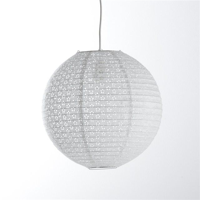 1000 ideas about boule japonaise on pinterest boule for Lampe boule papier ikea