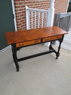 New England Style Serving Table