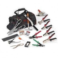 Malco Tools STKMR HVAC Starter Kit with Tool Bag - REDLINE