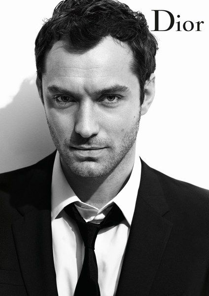 Jude Law. Love. This. Man.
