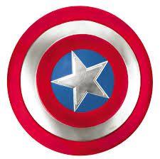 Resultado de imagen para escudo capitan america vector