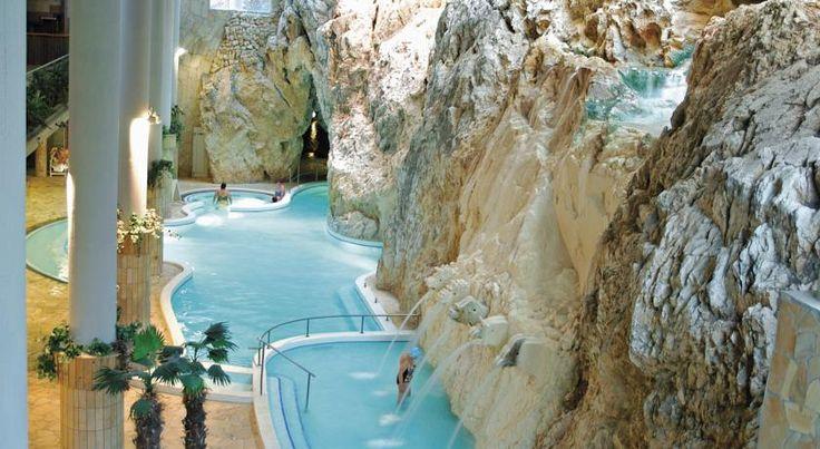 Miskolctapolca Cave Bath,
