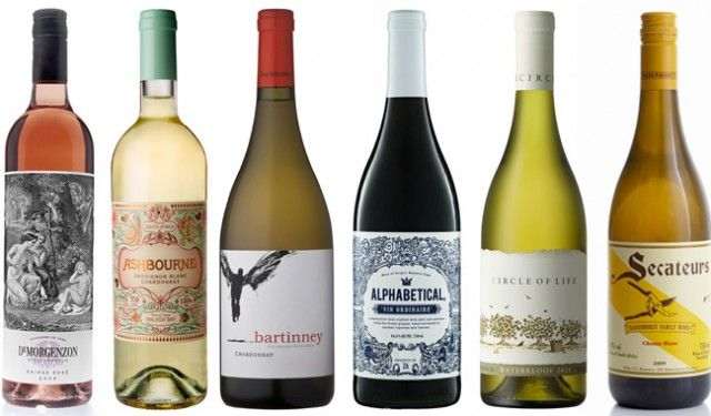 A few South African wine recommendations - enjoy.