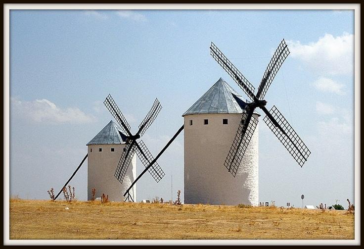 Aventura entre molinos de viento « Mi patria son mis zapatos