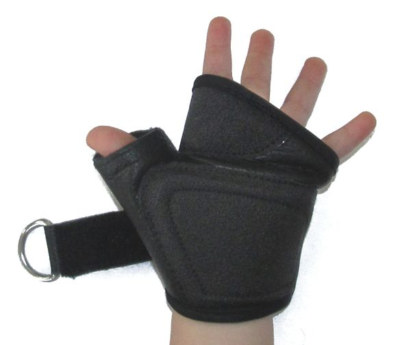 Wheelchair Pride: New Wheelchair Gloves For Children