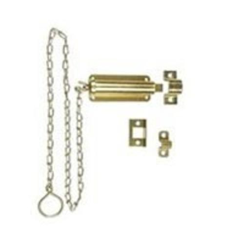 Stanley Hardware 75-7030 Door Chain Bolts, 4''