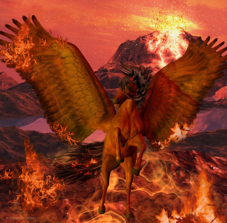 pegasus fire
