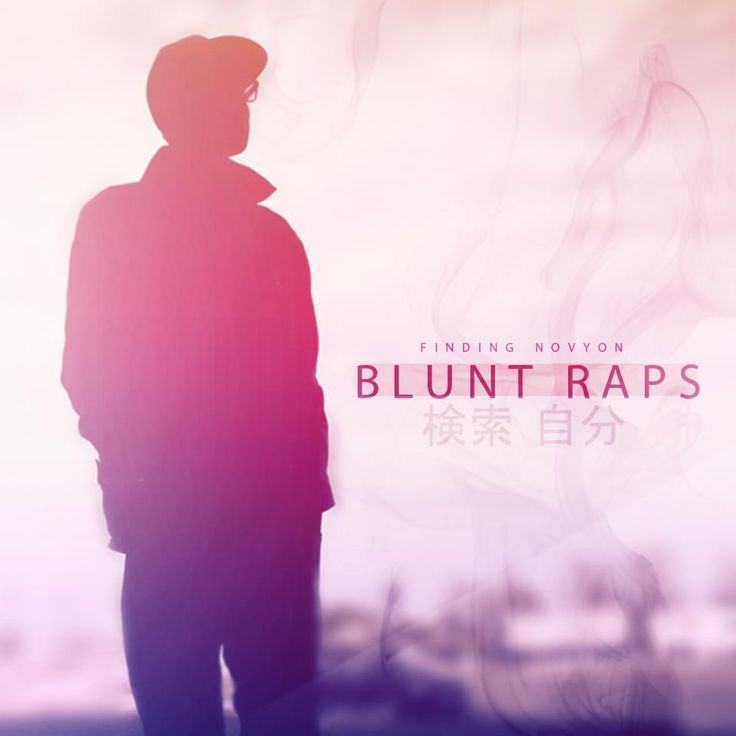 "Finding Novyon Independent Debut ""Blunt Raps"" (2012)"