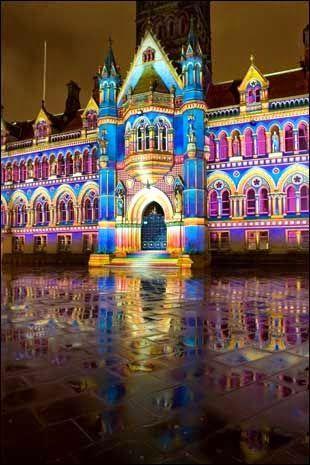 Festival of Lights, Lyon, France