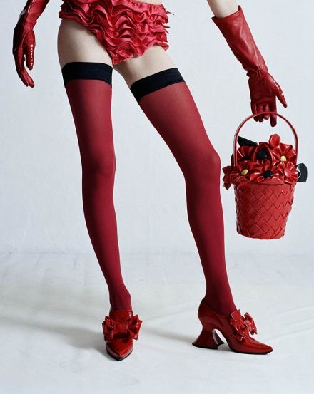 """zzzz"" | Model: Edie Campbell, Photographer: Tim Walker, Love Magazine, Spring/Summer 2014"
