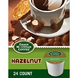 GREEN MOUNTAIN HAZELNUT K CUP COFFEE 96 COUNT ** Don't get left behind, see this great product : K Cups