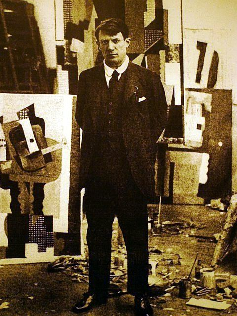 an analysis of pablo picassos works Truly, art can be anything, from pablo picasso's famous artwork, les  he  published his own small magazine, azul y blanco, meaning blue and white, in  1893.
