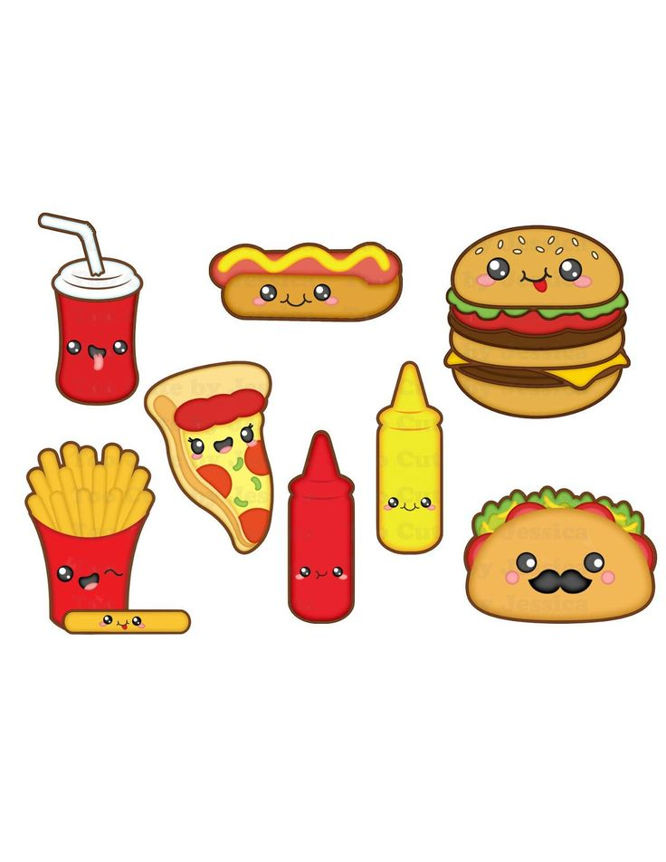 Addition Food Shop Clipart