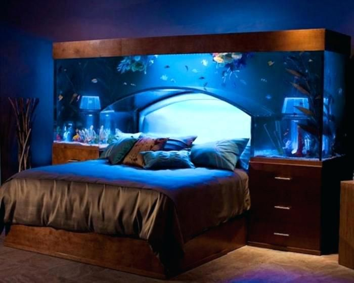 Unique Bed Ideas Aquarium Bed Design Cool Cheap Bed Frame Ideas Unique Bedroom Design Awesome Bedrooms Bedroom Design