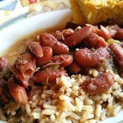 Authentic New Orleans Red Beans and R...