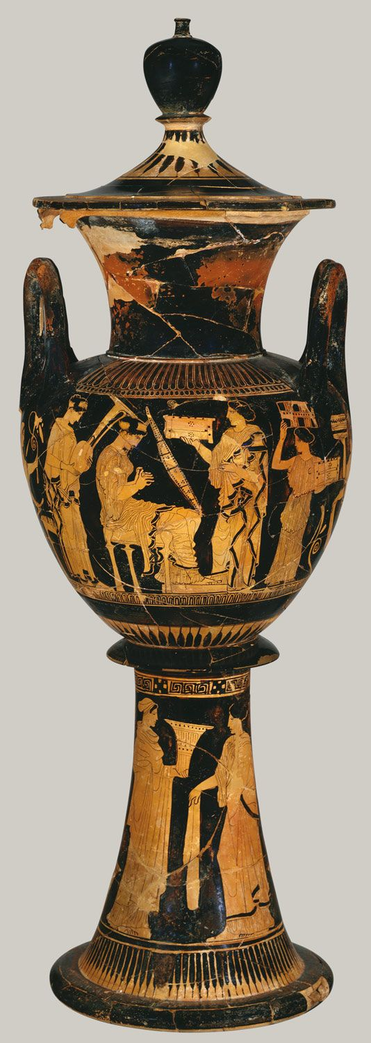 the influence of greek pottery art Ancient greece influence on america ancient greece made a huge impact on america which is evident even today  art, engineering, warfare and literature.