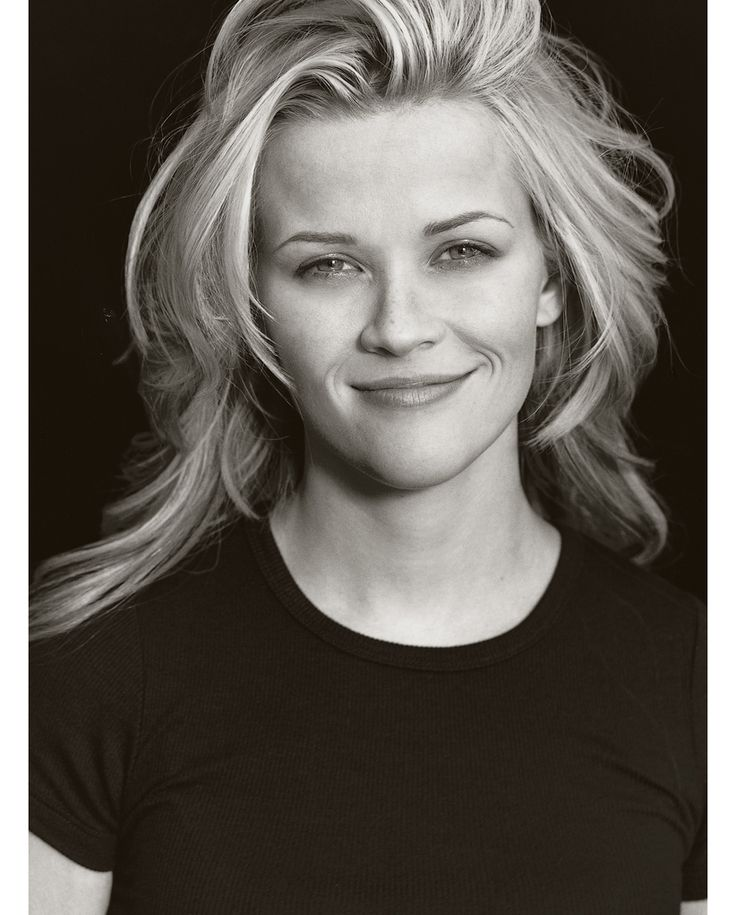 Reese Witherspoon. Photo by Herb Ritts.