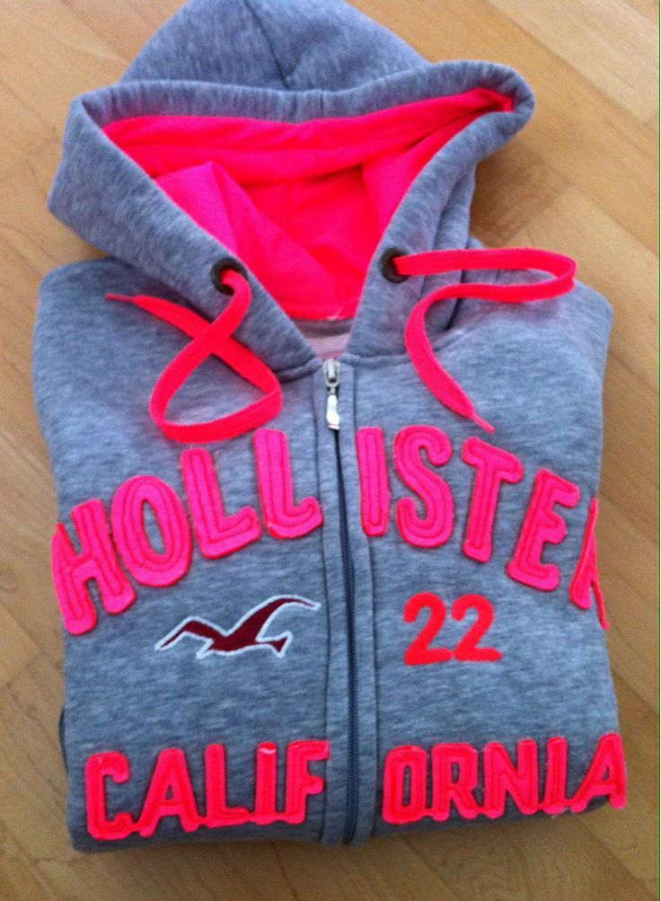 Or Pas Cher Hollister Hoodie