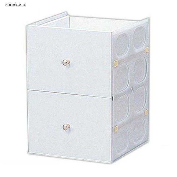 カラーボックス(CBボックス)横置き専用!CDやDVD、本をたっぷり収納できる木製引き出しです♪【商品コード:K258822F】