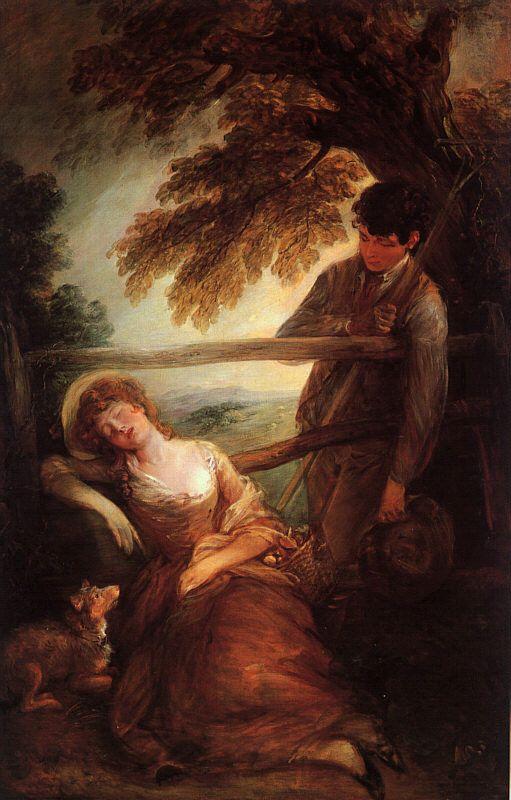 Thomas Gainsborough art
