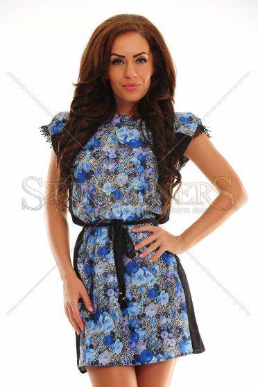 StarShinerS Stunning Blue Dress