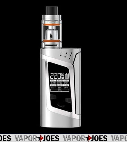 Vapor Joes - Daily Vaping Deals: IN STAINLESS: THE SMOK ALIEN 220W BOX MOD - $56.05...