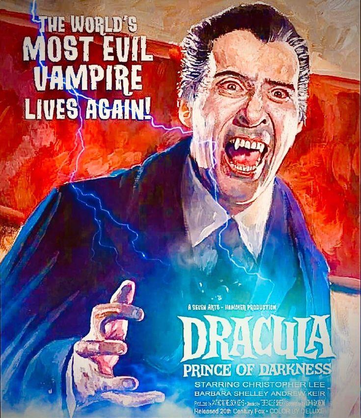 Pin by Martin Nolan on My Dracula   Hammer horror films ...