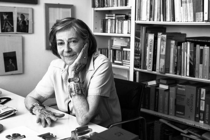 Cini Boeri, architect